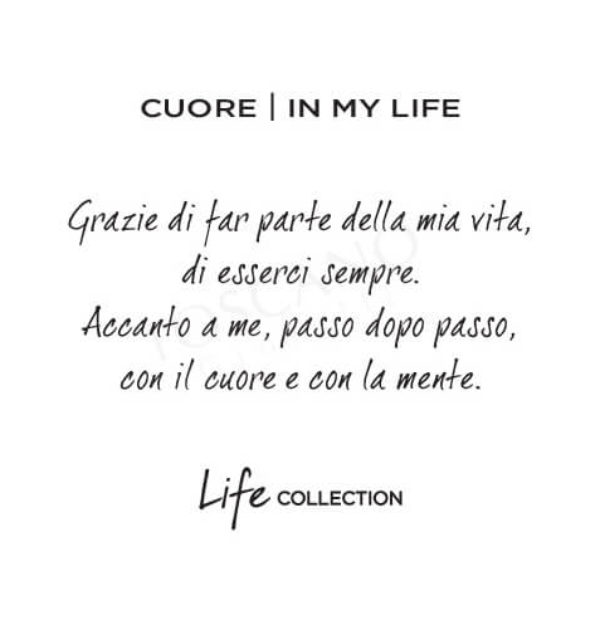 <strong>35€ – Cuore| In My Life</strong> </br> Kidult Free Time