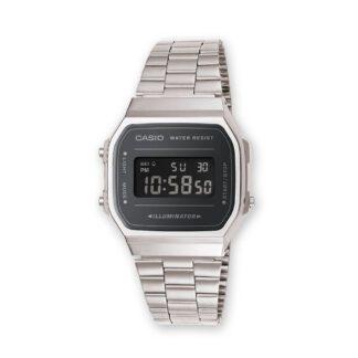 Orologio Casio Unisex Acciaio - A168WEM-1EF