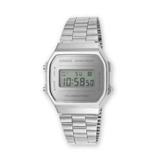 Orologio Casio Unisex Acciaio - A168WEM-7EF
