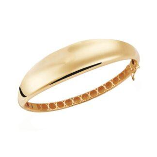 Bracciale Artlinea Rigido Donna Oro Giallo - BP002-LG