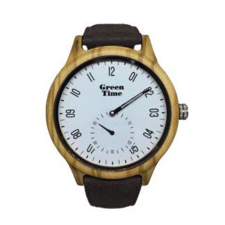 Orologio Green Time Solo Tempo Vegano Legno - ZW096B