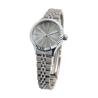 Orologio Donna Hoops Solo Tempo Acciaio Silver - Luxury - 2560L02-55