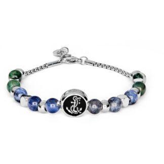 Bracciale Brosway Acciaio Componibile Beads Ancora - Très Jolie - BTJNS85