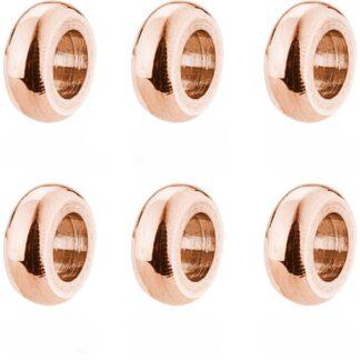 Beads Brosway Acciaio Rosè Stoppino - Très Jolie - BTJU15
