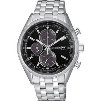 Orologio Citizen Eco Drive Cronografo Acciaio - Crono - CA0451-89E