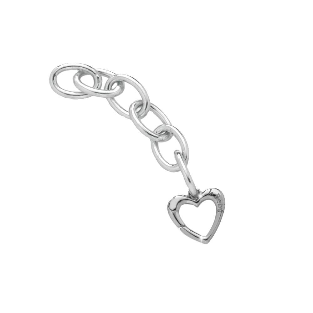 Elemento Singolo Le Bebé Argento Componibile - Lock Your Love - LBBA160 39bd4cf73ef