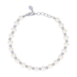 Bracciale Mabina Argento Perle Coltivate - 533298