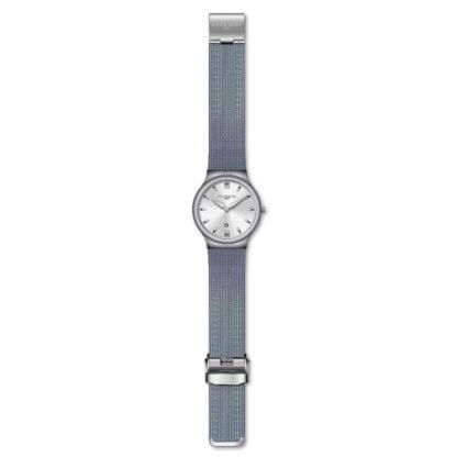 Orologio Ceccacci Solo Tempo Acciaio - Feather - CFQ-32-SL