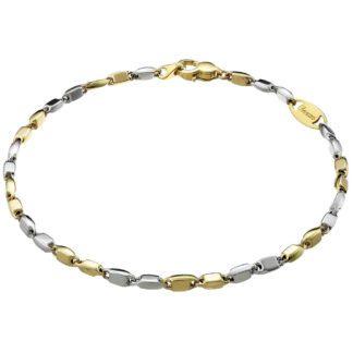 Bracciale Zancan Oro Bicolore - Insignia Gold - EB553BG