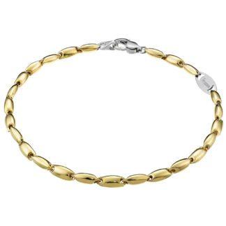 Bracciale Zancan Oro Bicolore - Insignia Gold - EB554GB