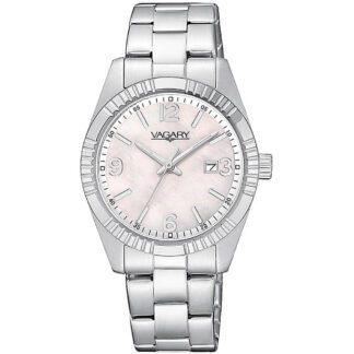 Orologio da Donna Vagary Acciaio Madreperla - Timeless Lady - IU2-219-11