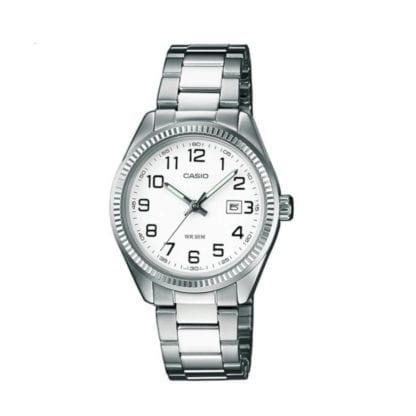Orologio Solo Tempo Unisex Casio Acciaio - LTP-1302PD-7BVEF