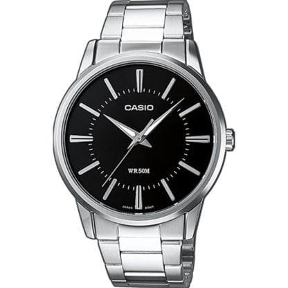 Orologio Solo Tempo Unisex Casio Acciaio - MTP-1303PD