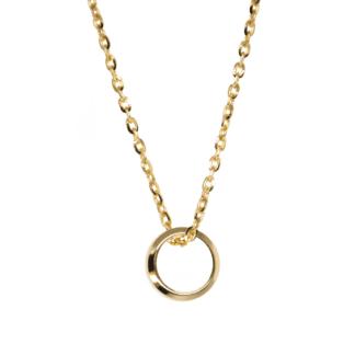 Collana Unoaerre Oro Giallo Anello - 000FFP223000