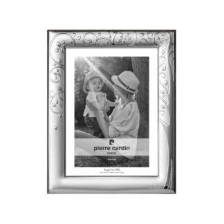 Cornice Pierre Cardin Argento PVD Miro Silver | Albero della Vita - 9006
