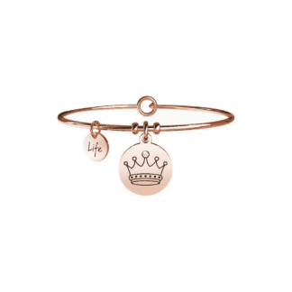 Bracciale Kidult Acciaio Corona | Carisma - Symbols - 731657
