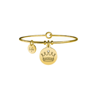 Bracciale Kidult Acciaio Corona | Carisma - Symbols - 731658