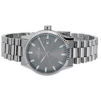 Orologio Hoops Donna Acciaio Luxury L Antracite 2590L03