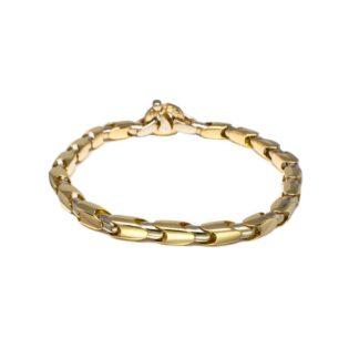 Bracciale Barakà Oro Giallo Diamante - BR201701BILU210002