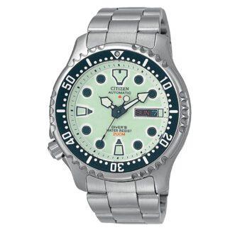 Orologio Citizen Eco Drive Acciaio Diver's Automatic | Promaster - NY0040-50W