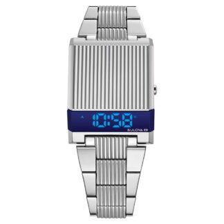 Orologio Digitale Bulova in Acciaio - Computron - 96C139