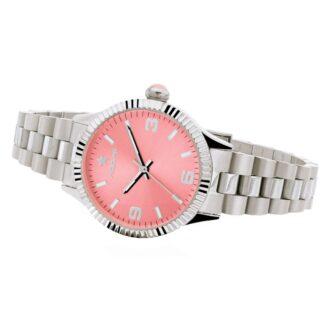 Orologio Solo Tempo Hoops in Acciaio - New Luxury - 2618L-S05