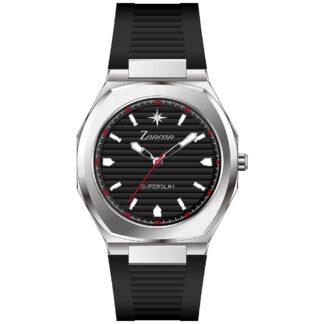 Orologio Solo Tempo Zancan in Acciaio e Silicone - Superslim - HWL001