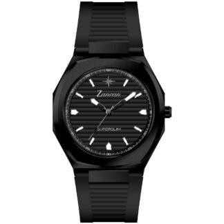 Orologio Solo Tempo Zancan in Acciaio e Silicone - Superslim - HWL004