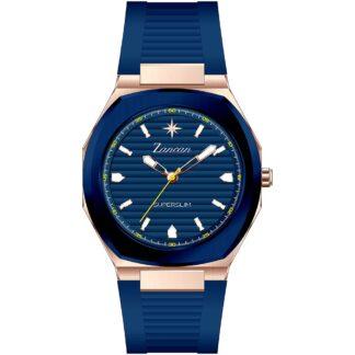Orologio Solo Tempo Zancan in Acciaio e Silicone - Superslim - HWL006