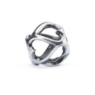Beads Trollbeads in Argento - Equilibrio degli opposti - TAGBE-20170