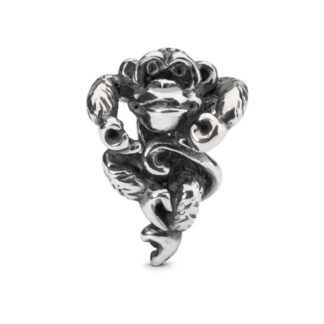 Beads Trollbeads in Argento - Scimmietta dell'Armonia - TAGBE-30150