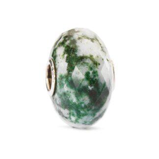 Beads Trollbeads in Argento e Agata - Agata Muschiata - TSTBE-20016