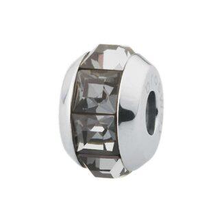 Charm Mini Brosway in Acciaio con Cristalli Swarovski® - Trés Jolie - BTJM12