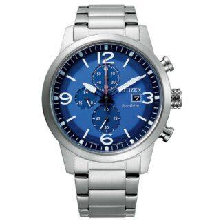 Orologio Eco Drive Cronografo Citizen in Acciaio - Urban - CA0741-89L