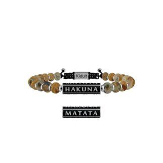 Bracciale Kidult Acciaio Hakuna Matata - Philosophy - 731783