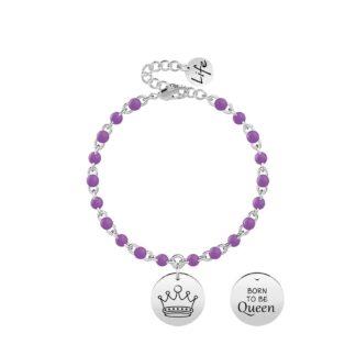 Bracciale Kidult Acciaio Corona | Carisma - Symbols - 731837
