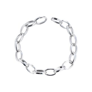 Bracciale Tatiana Fabergé in Argento - Treasure Mountain - TB01S