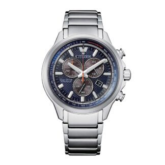 Orologio Eco Drive Cronografo Citizen in Super Titanio - Super Titanium - AT2470-85L