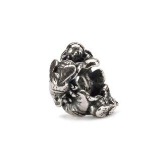 Beads Trollbeads in Argento - Alveare - TAGBE-40122
