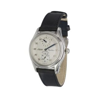 Orologio Automatico Lorenz in Acciaio e Pelle - Torneo - 17223AC