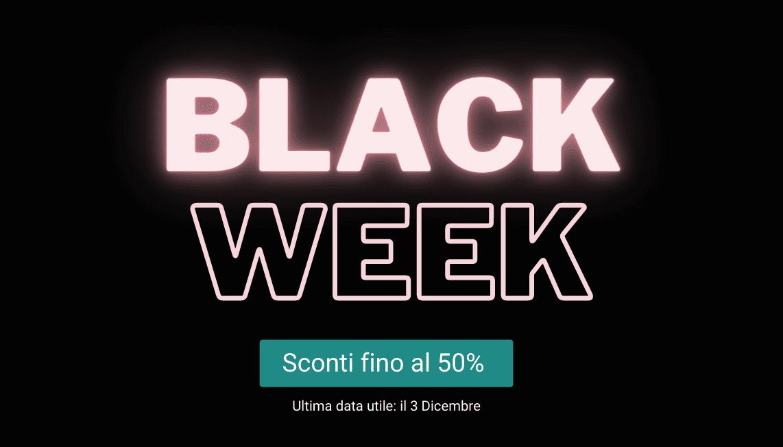 Black Friday 2020 - Offerte fino al 50%