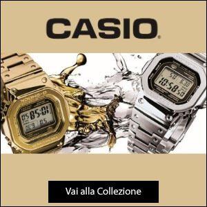 Orologi Casio - Scopri tutta la Collezione