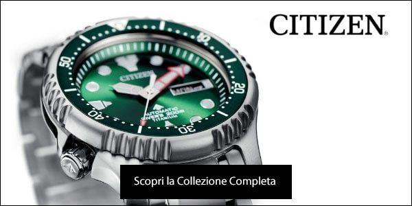Citizen - Scopri tutta la Collezione