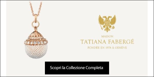 Gioielli Fabergè - Scopri la Collezione di Ovetti